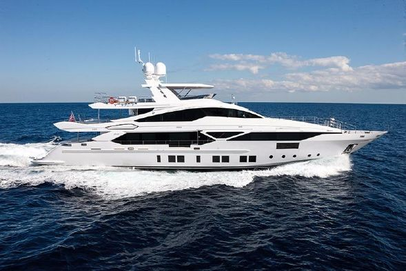 Benetti 140 Veloce (2014) - Proprio Yacht Canada – Boats for