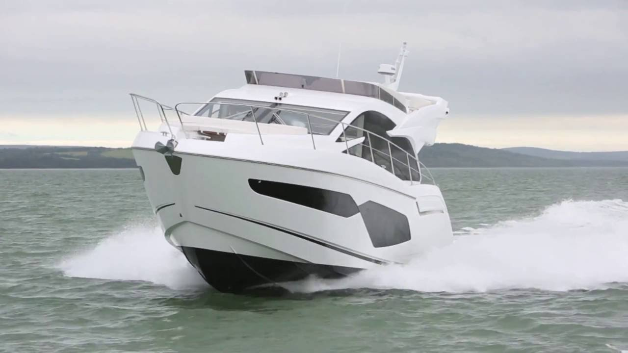 Boats For Sale In Va >> Sunseeker Manhattan 52 (2017) - Proprio Yacht Canada – Boats for Sale – Bateaux A Vendre