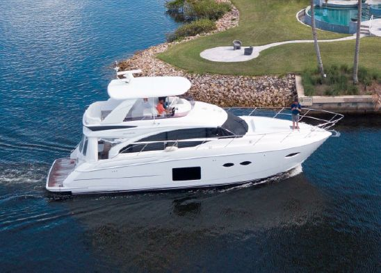 Princess 52 Flybridge 2016 Proprio Yacht Canada Boats For Sale