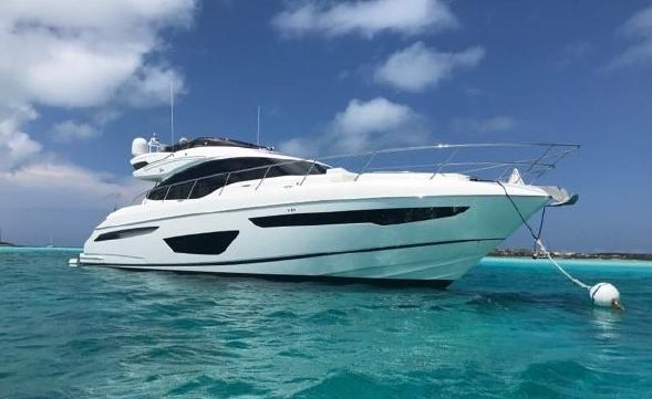 Princess S65 2018 Proprio Yacht Canada Boats For Sale