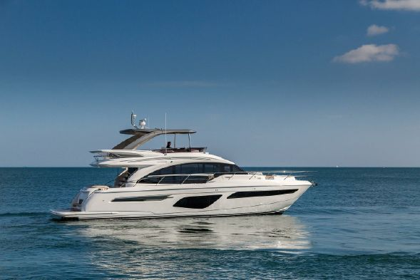 Princess Yachts Fly 62 2018 Proprio Yacht Canada Boats For