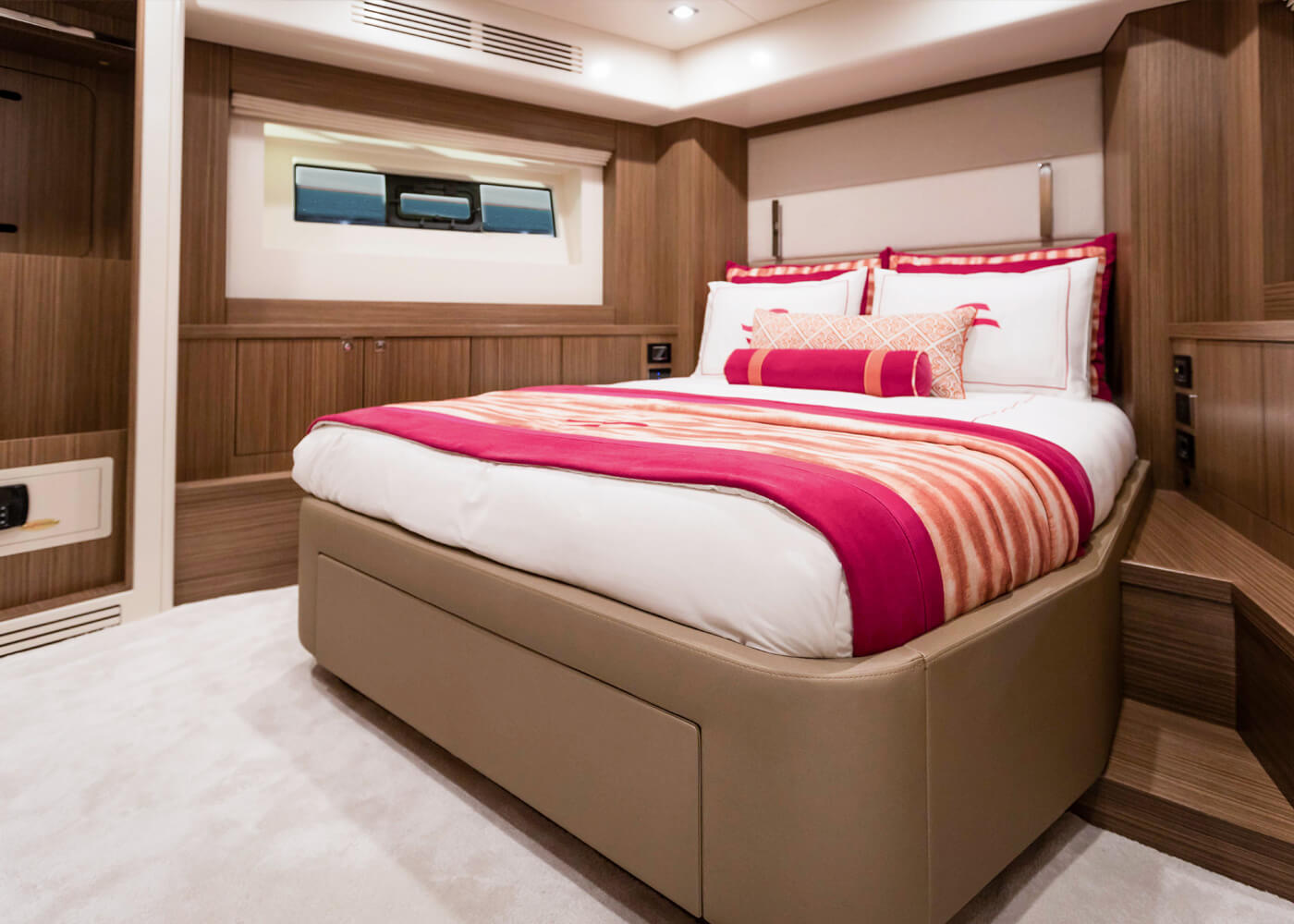Chambre A Coucher Annees 70 sirena 58 flybridge – 2019 - proprio yacht canada – boats